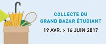 Collecte Bazar étudiant